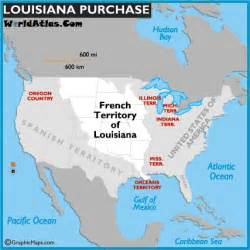 maps united states map louisiana purchase