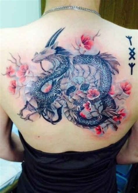 feminine dragon tattoo designs 25 best ideas about koi on