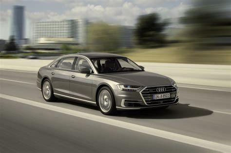 2019 Audi A8 by 4 Features The 2019 Audi A8 Won T Get At Least For Now