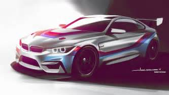 bmw announces factory built m4 gt4 race car for 2018