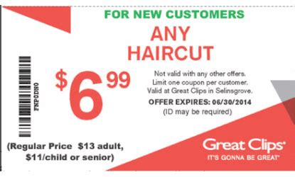 haircut coupons orlando great clips coupon sunbury hair salon health and