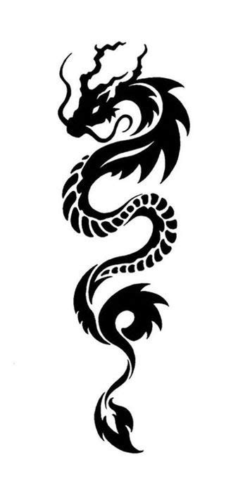 dragon tattoo behind ear dragon tattoo tribal dragon tattoo tattoo pinterest