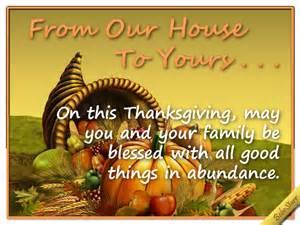 abundant thanksgiving free friends ecards greeting cards 123 greetings