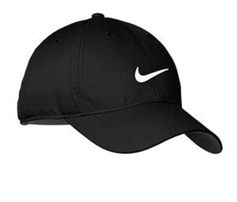 new black nike golf dri fit adjustable swoosh baseball hat