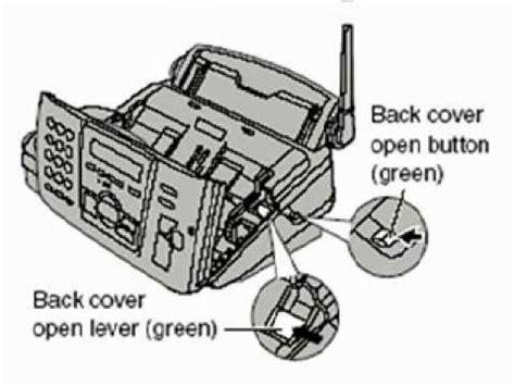Mesin Fax Panasonik Kx Ft71 fax panasonic series kx 90
