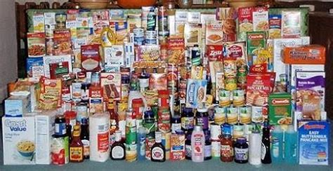 Pantry Stuff by Current Pantry Needs Aoe Ministries