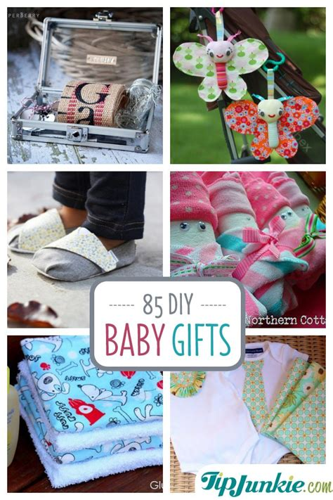Handmade Baby Gifts To Make - 85 baby gifts to make tip junkie