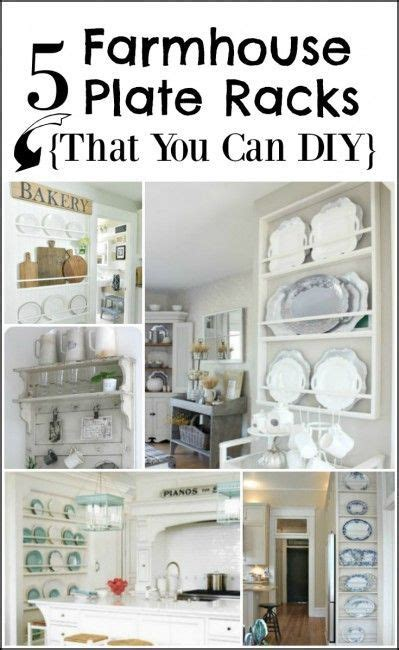 25  Best Ideas about Plate Racks on Pinterest   Cabinet