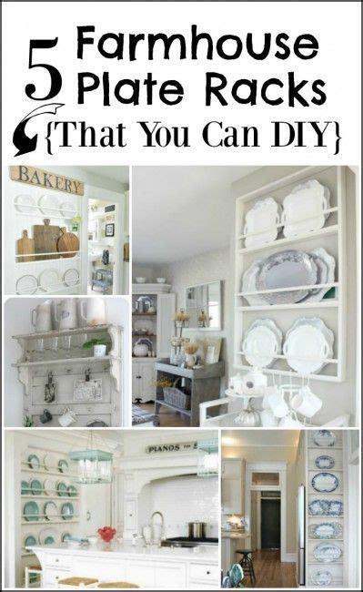 25  Best Ideas about Plate Racks on Pinterest   Cabinet