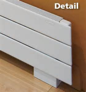 Slimline Hydronic Baseboard Heaters 1000 Images About Cooling Wall On