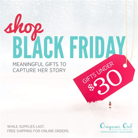 Origami Owl Sales - will there be a black friday origami owl sale origami