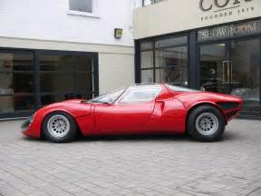 Alfa Romeo Stradale 33 For Sale 1967 Alfa Tipo 33 Stradale Continuation Coys Of Kensington