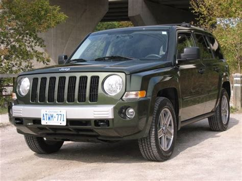 2007 Jeep Patriot Test Drive 2007 Jeep Patriot Limited 4x4 Autos Ca