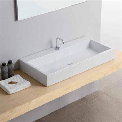 lavabi bagno appoggio lavabi appoggio lavabo appoggio bacino 100x50