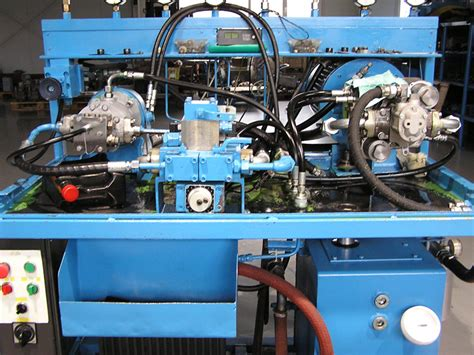 hydraulic pump test bench how to test a hydraulic pump hydraulic pump testing tee tester you hydarulics