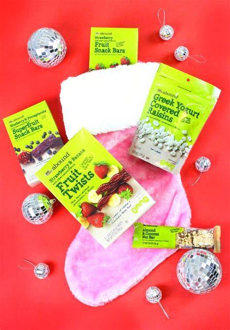 Healthy Giveaway Ideas - healthy holiday stocking stuffer ideas a giveaway brite and bubbly