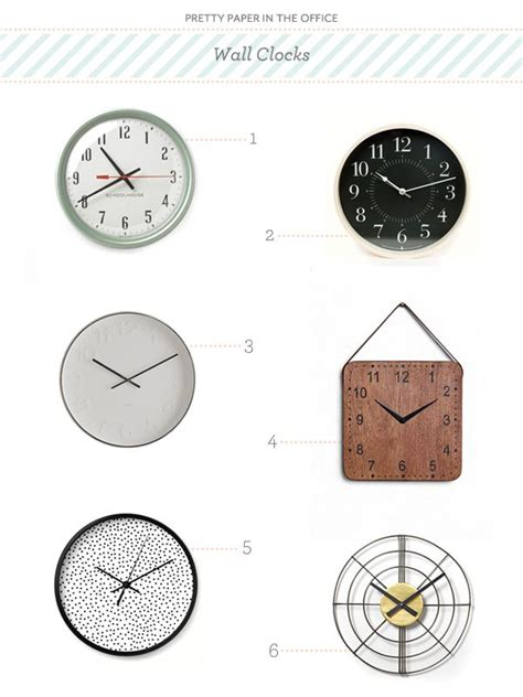 best office wall clock 73 best osbp round ups images on pinterest planner ideas