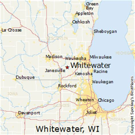 of wisconsin whitewater best places to live in whitewater wisconsin