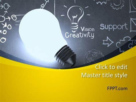 Free Chalkboard Powerpoint Template Free Powerpoint Templates Ppt Templates Free For Education