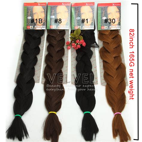 expressions hair with color xpressions kanekalon braiding hair promotion shop for