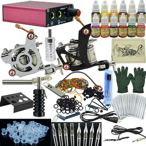 tattoo kit in store aliexpress com buy ophir complete tattoo kit for