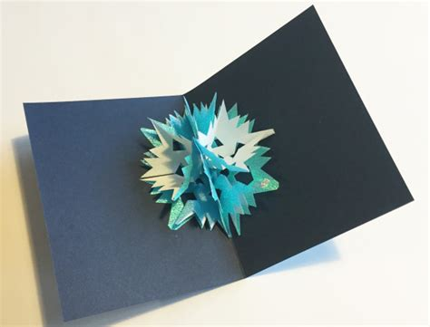 snowflake pop up card template 19 images of snowflake pop up book template boatsee