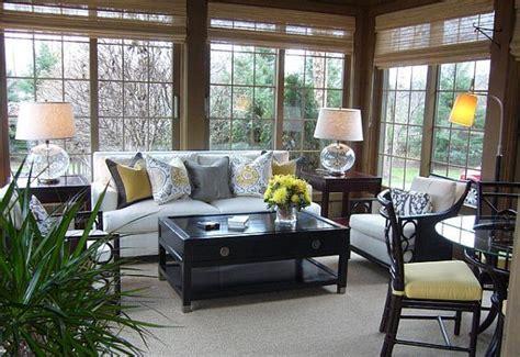 wohnzimmer johnston choosing sunroom furniture to match your design style
