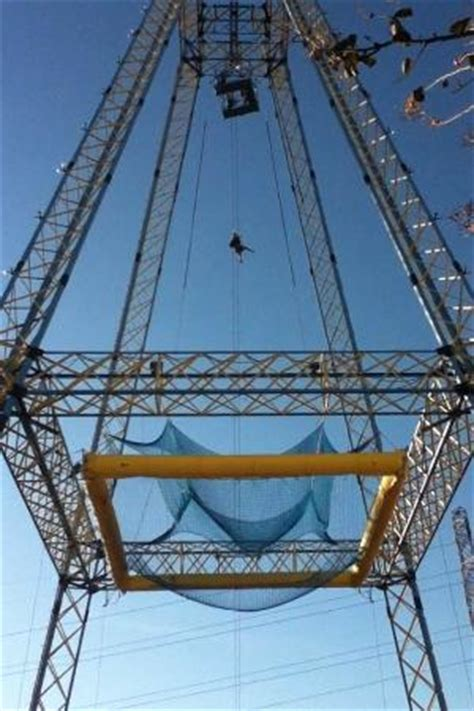 nothin but net picture of zero gravity thrill amusement park dallas dallas tripadvisor