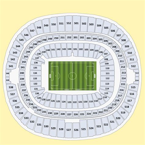 tottenham wembley seating plan away fans buy tottenham hotspur vs kaa gent tickets at wembley