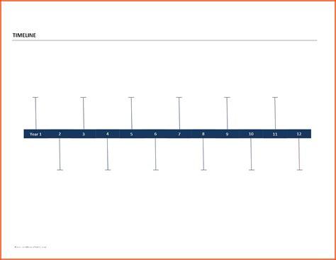 timeline template word timeline png sponsorship letter