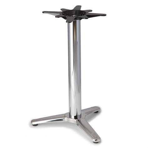 patio table bases patio 3 aluminum table base tablebases quality