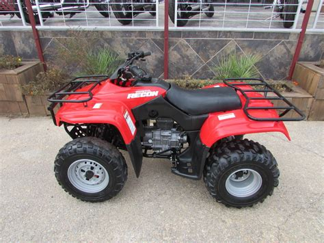 2004 honda recon 250 for sale 2000 honda 250 recon motorcycles for sale