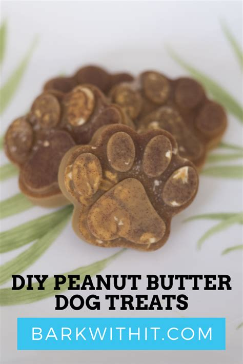 is peanut butter for dogs peanut butter treat recipe that is simple bark with it