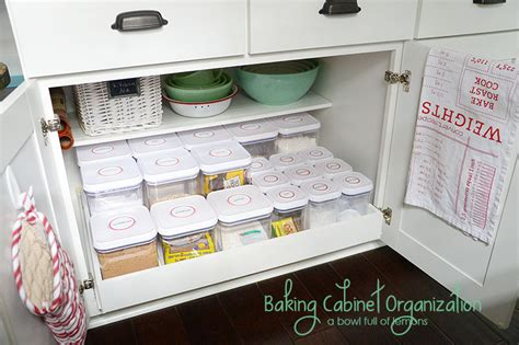 organize all your baking supplies in a flash page 2 of 8