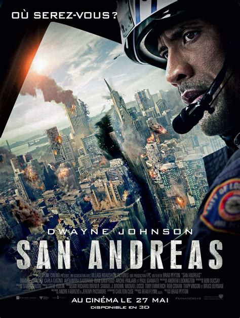 San Andreas 2015 Film San Andreas Film 2015 Allocin 233