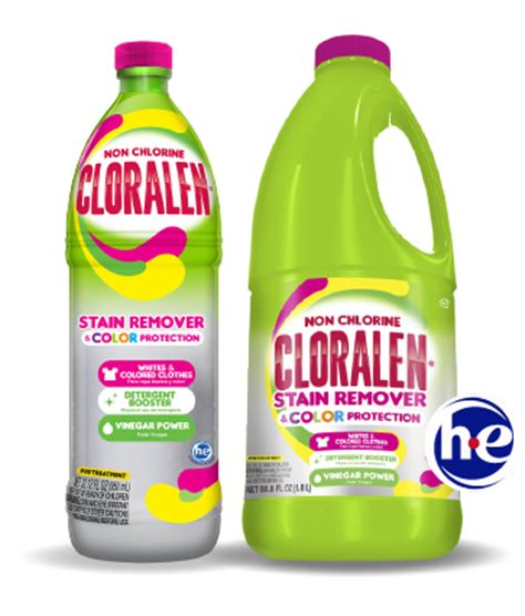 chlorine color cloralen 174 non chlorine color safe stain remover cloralen