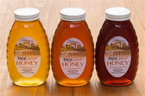 Top Five Honey Products by Honey And Hive Products Meadow Sweet Apiaries