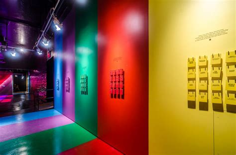 color nyc nyc visitors can learn about color in interactive exhibit