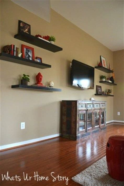 living room wall shelf 25 best ideas about tv wall decor on diy living room bookshelves on wall and