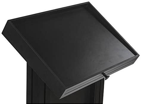 r250 multi vapor light bulb led lectern floor standing pulpit with lighting lectern