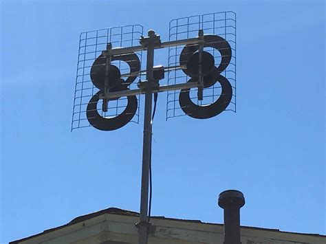 different ways to mount an hd antenna for the home