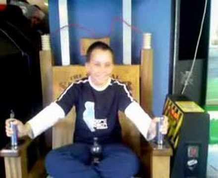 electric chair arcade arcade electric chair