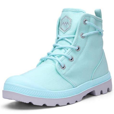 Canvas Platform Boat Shoes buy gertop canvas skateboarding platform boot pantshoes