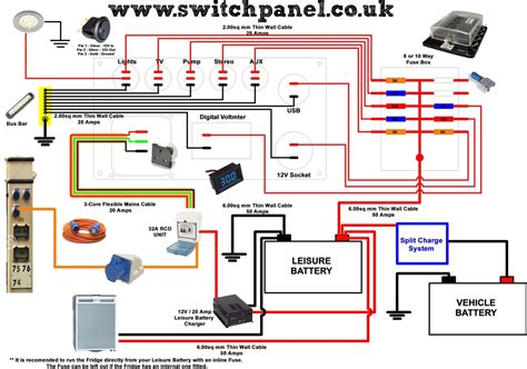 12v 240v cer wiring diagram t5 interior