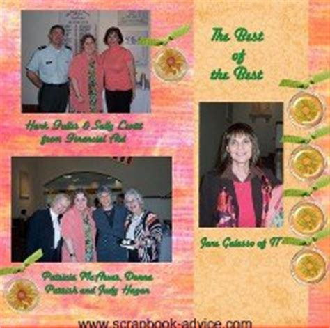 scrapbook layout for retirement retirement scrapbook layouts