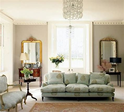 Beautiful Mirrors For Living Room by Beautiful Living Room The Patterned Sofa