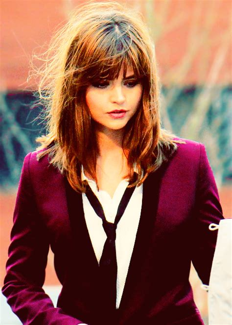 jenna coleman doctor who clara oswald image 1647988 by awesomeguy on favim com