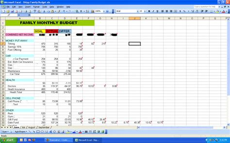 budget template excel excel budget spreadsheet excel budget exle