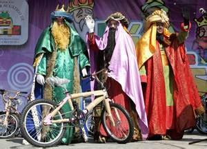 fotos reyes magos df el universal df aconsejan c 243 mo estrenar bicis