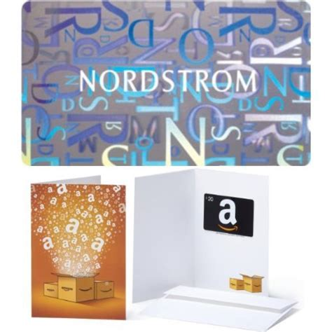 Can I Use A Nordstrom Gift Card At Nordstrom Rack - amazon gift card deals 100 nordstrom 20 amazon gc for 100 possible moneymaker